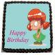 Buy Choco Fudge Photo Cake