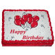 Buy Red Velvet Photo cake