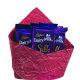 Buy 5 Dairy Milk Silk Chocolates