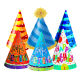 Buy 6 Birthday Caps