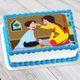 Buy Rakhi Photo Pineapple Cake