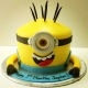 Buy Naughty Minion Cake