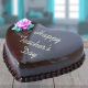 Buy Heart Shape Chocolate Cake for Teacher
