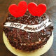 Buy Stunning Anniversary Cream Cake