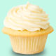 Buy 4 Delicious Vanilla Cupcake