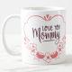 Buy Love You Mommy Mug