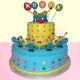 Buy Minion Mode On Cake