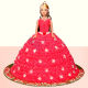Buy Black Forest Barbie Doll Cake