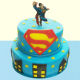 Buy Superman cake