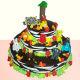 Buy Jungle Theme Cake