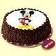 Buy Mickey Mouse Blackforest Cake