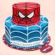 Buy Heroic Spiderman Cake