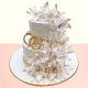 Buy Creamy Creations Wedding Cake