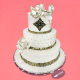 Buy Sweetie Wedding Cake