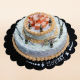 Buy Exotic White Forest Cake