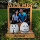 Buy Mr and Mrs Personalised Lamp