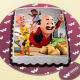 Buy Motu Patlu photo cake