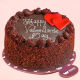 Buy Chocolate valentines day cake