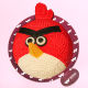 Buy Yummy Angry Bird Cake