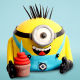 Buy Happy Minion Cake
