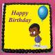 Buy Chocolate Photo Cake