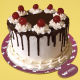 Buy Choco Vanilla Birthday Cake