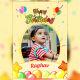Buy Happy Bday Digital Poster