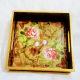 Buy Floral Vintage Tray