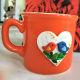 Buy 3D Heart Love  Bird Mug