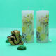Buy Personalized Candle With Ganpati Blessings