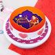 Buy Shubh Karwa Chauth Cake