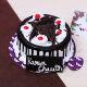 Buy Karwa Chauth Black Forest Paradise Cake