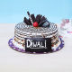 Buy Diwali Butterscotch Treat cake