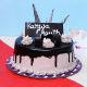 Buy Karwa Chauth Choco Nova Cake