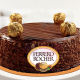Buy Tempting Ferrero Rocher Cake