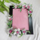 Buy Flower Decor Photo  Frame