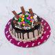Buy Crunchy Munchy Kit Kat Cake