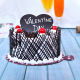 Buy Lovely Premium Valentines Black Forest Cake