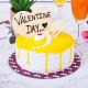 Buy Valentine Mango Vanila Cake