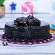 Buy Glossy Chocolate Truffle Cake
