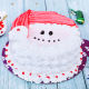 Buy Snow Santa Pineapple Cake