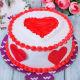 Buy Hearty Red Velvet Cake