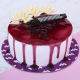 Buy Delightful Blueberry Vanilla Cake