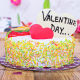 Buy Heavenly Fruit Cake For Valentine Day