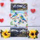 Buy Sunflower Candles with Bird Key Holder