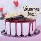 Buy Silky Smooth Valentine cake