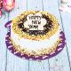 Buy New Year Crunchy Choco Cake