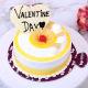 Buy Valentines Day Pineapple Cake