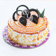 Buy Buttery Embroidery Cake