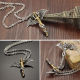 Buy Sword Dragon Pendant